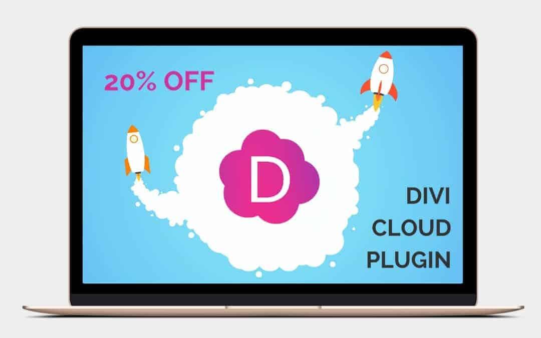 20% Off Divi Cloud Plugin