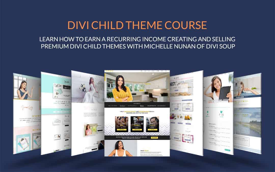 Divi Child Theme Course