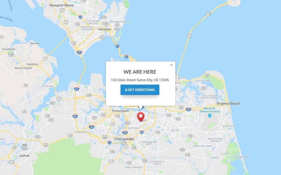 Week 69 – Always Visible Custom Map Marker