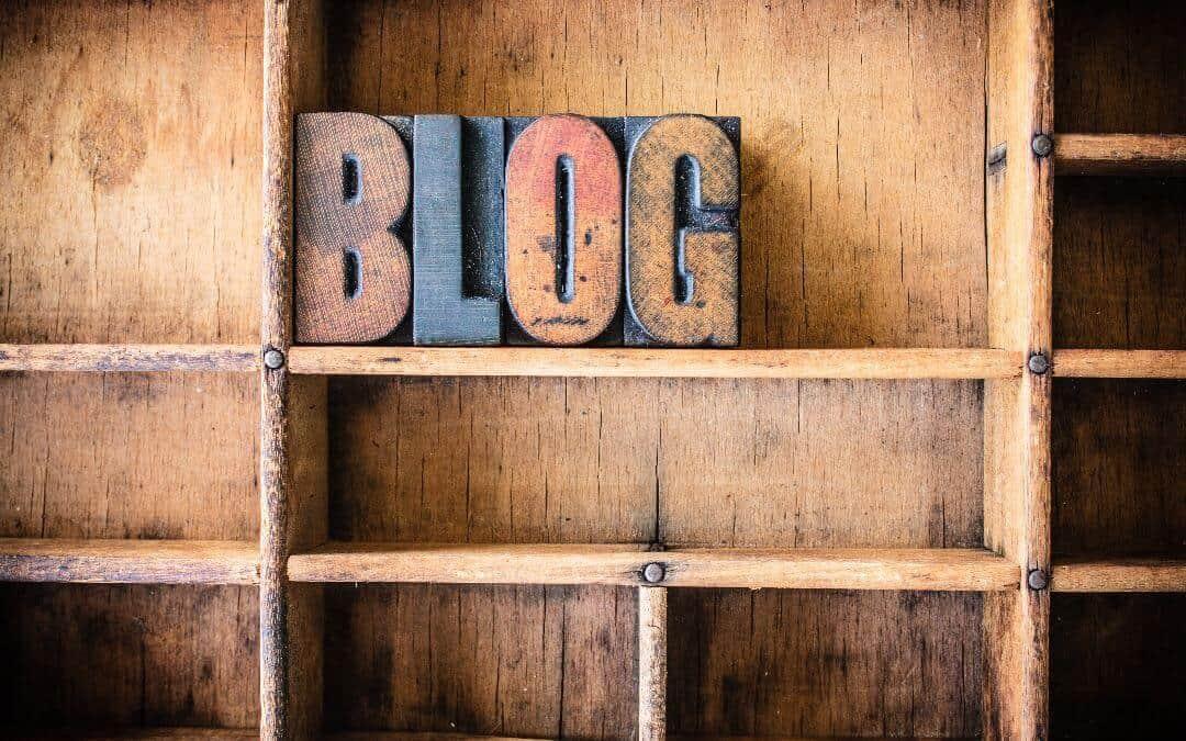Week 94: News Style Blog Layout