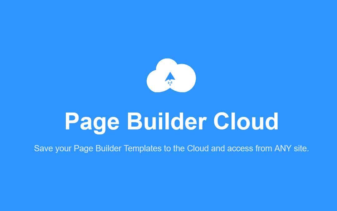 50% Off Page Builder Cloud